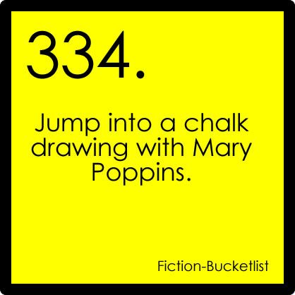 Mary Poppins: Chalk Drawings, Movie