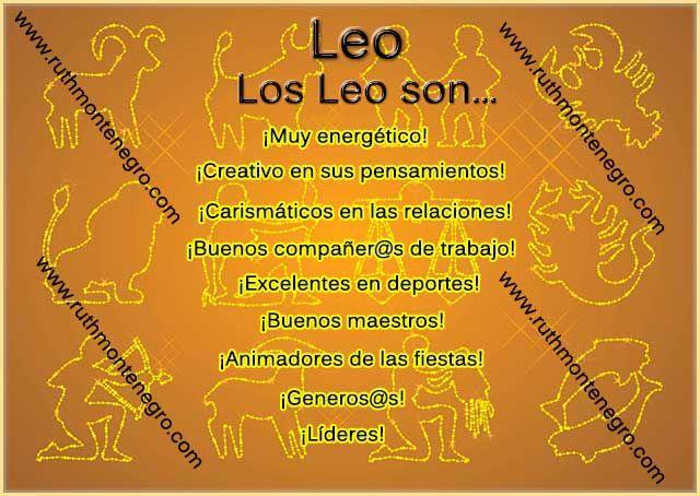 Características Positivas Y Negativas Del Signo De Leo