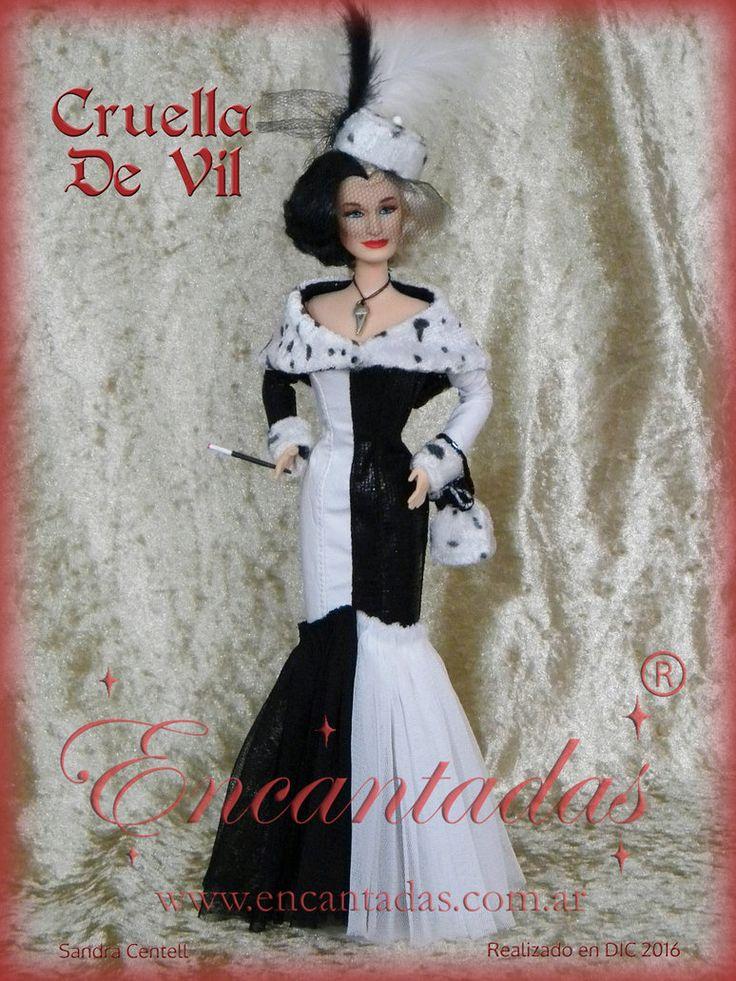 Disney - Cruella De Vil 1 by Encantadas.deviantart.com on @DeviantArt