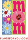 Applique - Mother's Day Garden Flag