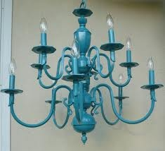38 best teal chandeliers images on pinterest chandelier teal chandelier aloadofball Choice Image