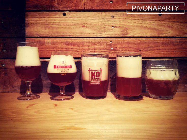 pivonaparty - beers