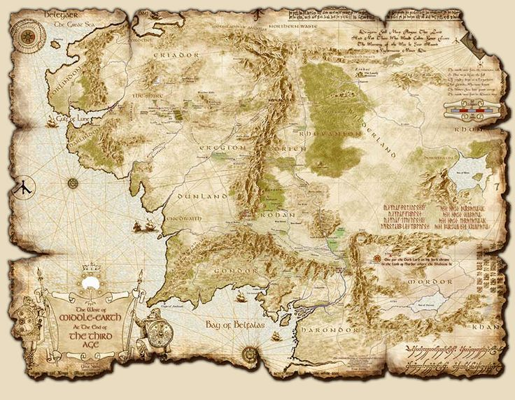 328 best Maps of Middle Earth images on Pinterest  Middle earth