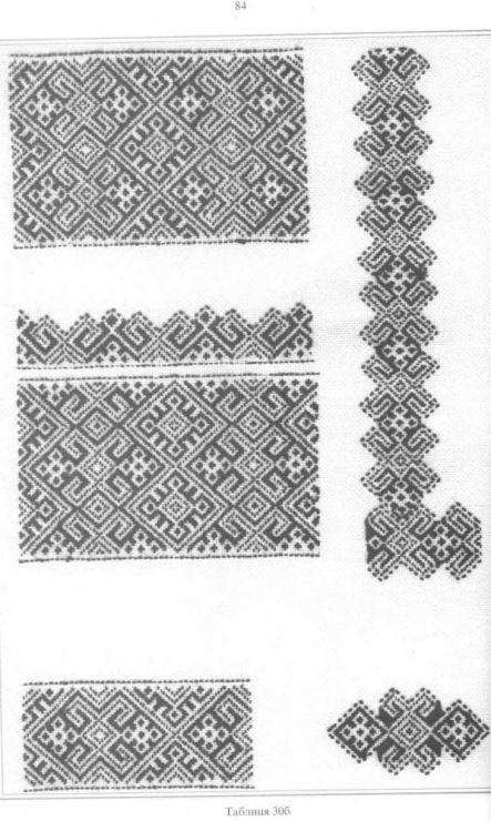 Gallery.ru / Фото #76 - Carpathian Ghutsul Ethnicity Stitching Part 1 - thabiti