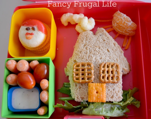 Fancy Frugal Life: Cute Kid Lunch Ideas