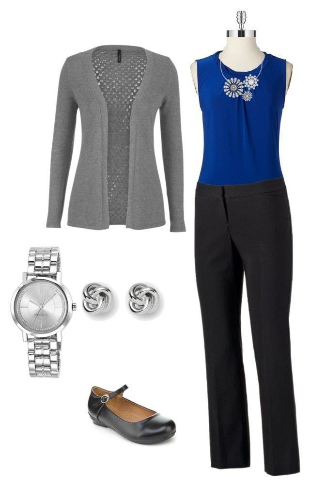 """""""Business Casual on a Budget"""" by tabjoy on Polyvore #fashionstylesforwomenbusine…"""