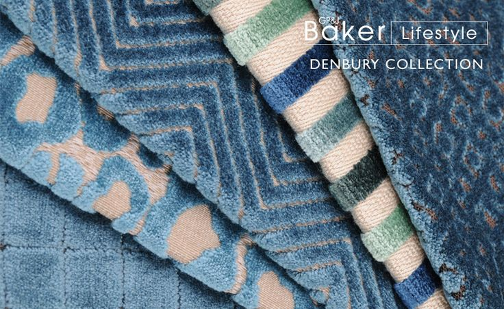 Baker Lifestyle by GP & J Baker.
