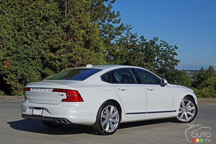 The all-new 2017 Volvo S90 is more advanced, more refined, and just plain better than the previous best in this segment. Find out why and how.