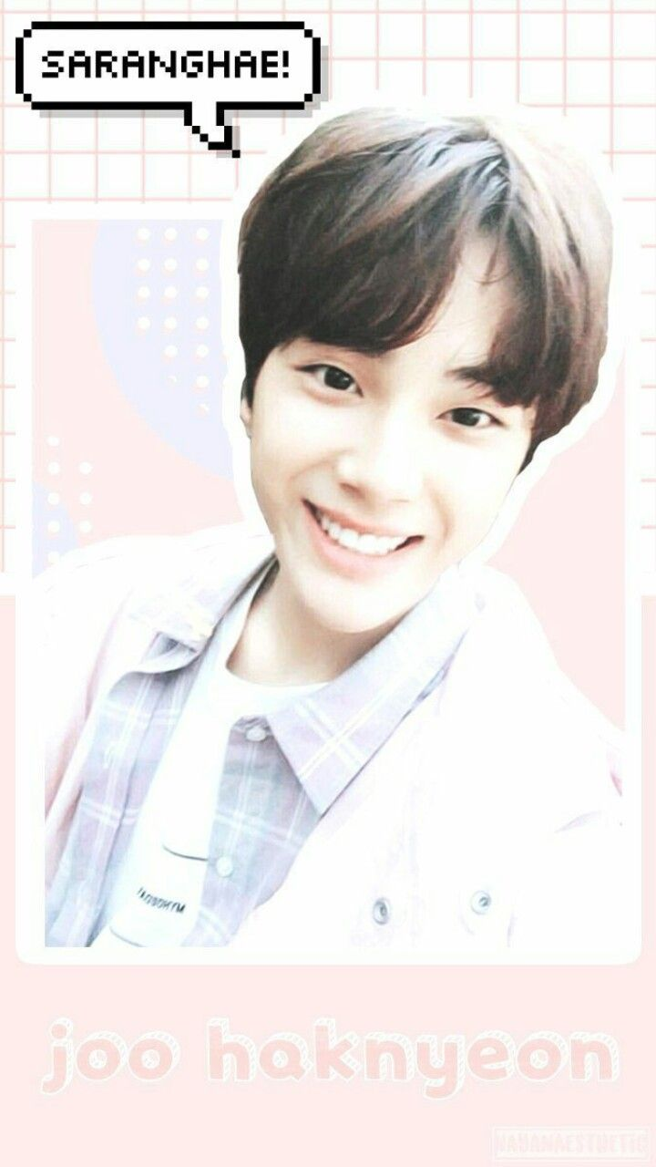 #WannaOne #WannaOneWallpaper #Produce101 #JooHaknyeon Credit to owner