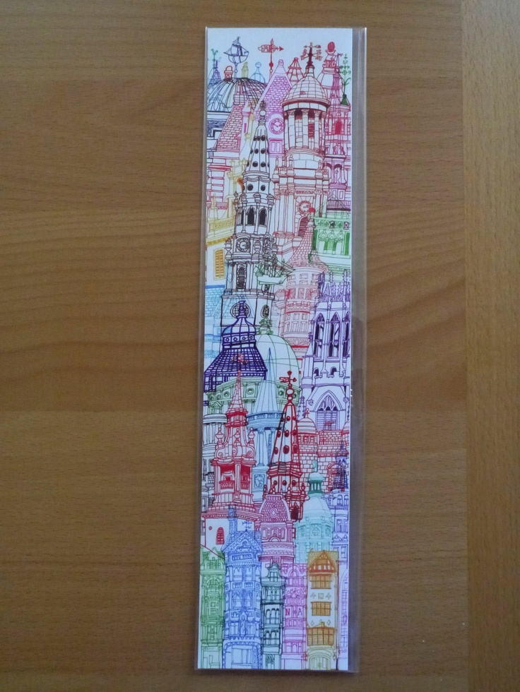London Towers Print. $30.00