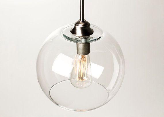 pendant light fixture edison bulb brushed nickel pendant kitchen light pendant light edison light bulb large globe shade