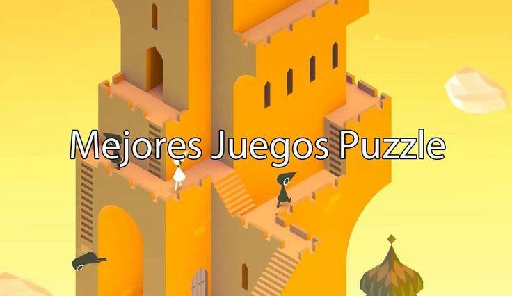 Los Mejores Juegos de Puzzle para iPhone, iPad y iPad Mini