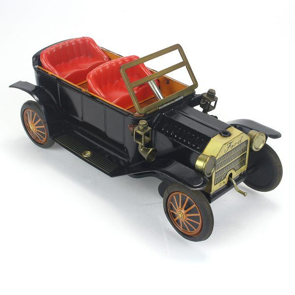 Ford Model T Sedan Battery Operated Japan Ford Models