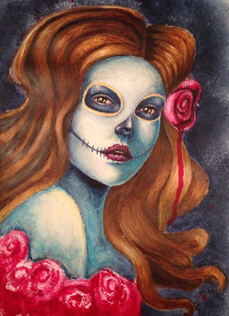 Dia de los muertos theme