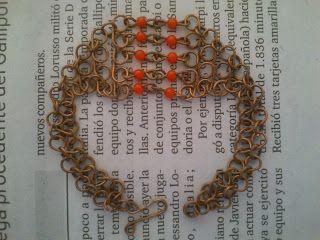 jedena: El cobre y mis diseños de pulseras