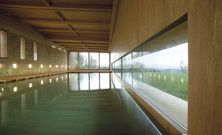 Wooden Windows & Doors Frames #architecture #design #wood #frames #windows #light #house #swimmingpool