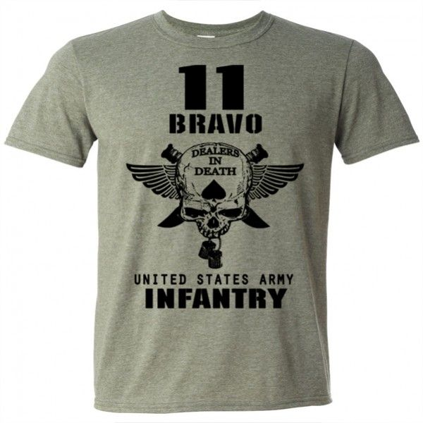 US Army Infantry 11 Bravo US Armed Forces