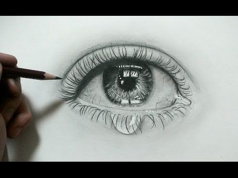 Drawing of a glass - How to draw 3D Art - YouTube | art in