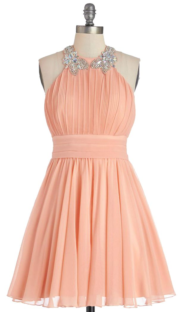Best 25 peach dress outfits ideas on pinterest peach for Light blue wedding dress meaning