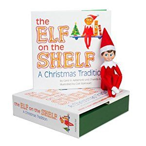 Elf on the Shelf:A Christmas Tradition (blu... by The Elf on the Shelf for $29.95 http://amzn.to/2gySSJ1