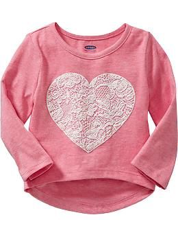 Hi-Lo Graphic Tees for Baby   Old Navy