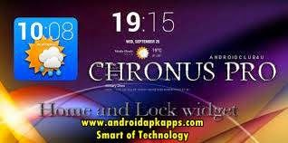 Chronus: Home & Lock Widget v4.0.2 Apk | Androidapkapps - Welcome to Chronus, an elegant Home & Lock screen Clock, Weather, News feed and Calendar widget. Read too : Snap Camera HDR v4.0.22 Apk.