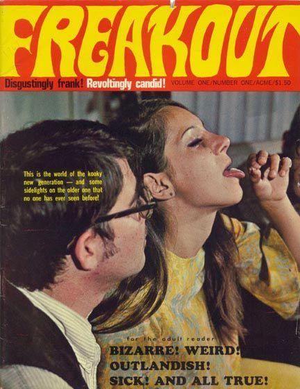 Freakout - v1 #1 Fall 1967