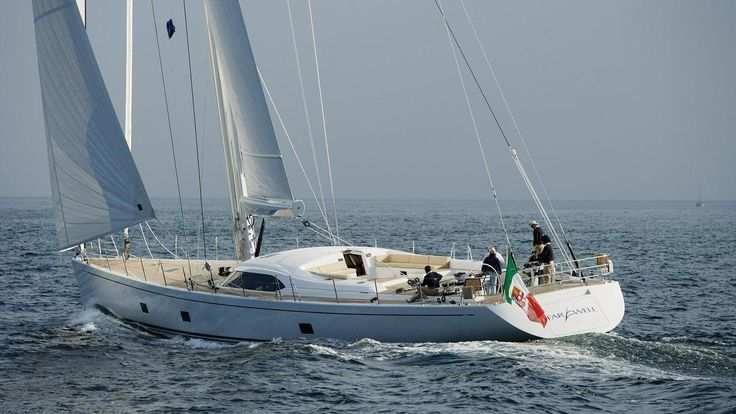 The 30.2m sailing yacht Farewell is now for sale. Launched in 2006 as one of the successful Southern Wind 100' DS series, naval architecture is by Farr Yacht Design and styling and the interior by Nauta Yacht Design. Accommodation is for eight guests in two double and two twin cabins while a 305hp Cummins engine gives her a cruising speed of 10.5 knots. Farewell is currently listed on BoatInternational.com by Southern Wind - Pegaso SRL asking €4.25 million.