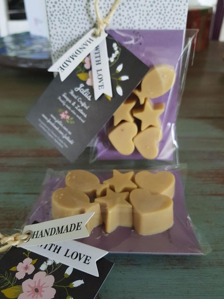 Mini Milk & Honey Soap 6 Pack