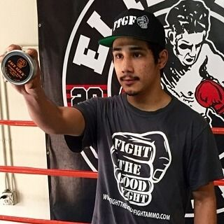 Pro Boxer Leo Chavez ready to FTGF #FIGHTTHEGOODFIGHT #FTGF #SWEATSLICK#FACESLICK #sparringbalm #organic #sweat #fighter #ufc #mma #boxing #bjj #gym #workout #training #fight #fightready #boxeador #sparring #boxeo #martialarts #crossfit #octagon #invictafc #ammo #topclassboxing #pugilism  #fightthegoodfightammo.com Use promo code: mma and save 15% todaywww.faceslick.com