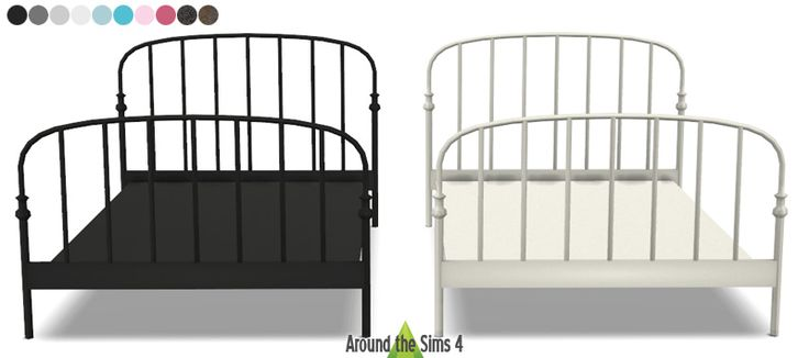 ikea lillesand bed sims pinterest beds bedrooms and ikea