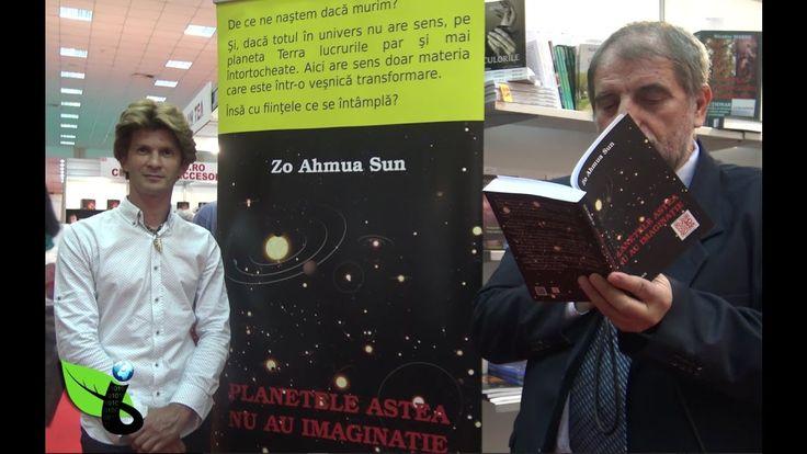 Lansare Zo Ahmua Sun - Planetele astea nu au imaginatie - ibooksquare.ro