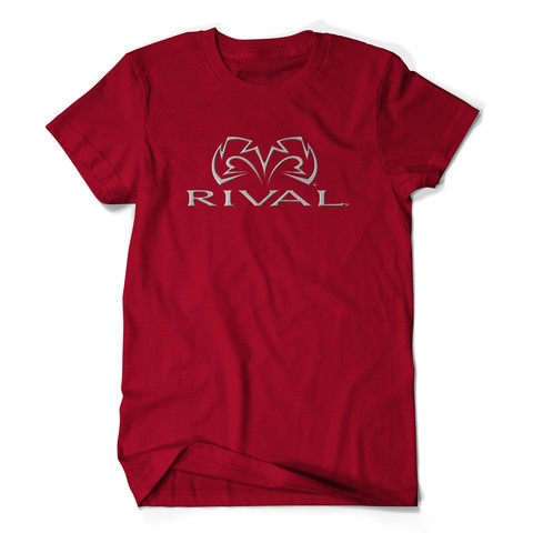 Rival T-Shirt - Red