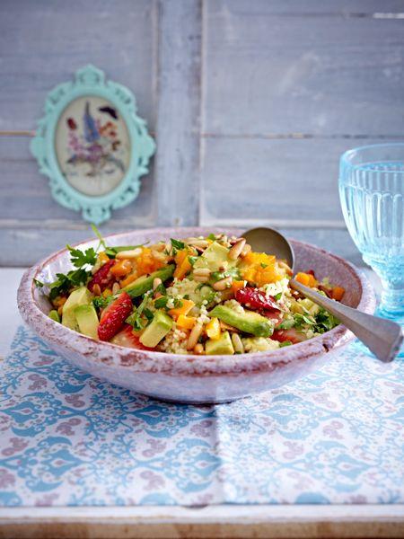 In Marokko Nationalgericht, bei uns groß im Kommen! Couscous ist so vielseitig wie kaum eine andere Beilage! Besonders lecker: Couscous Salat.