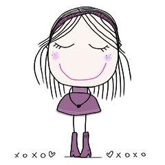 Miss Pink. Morado