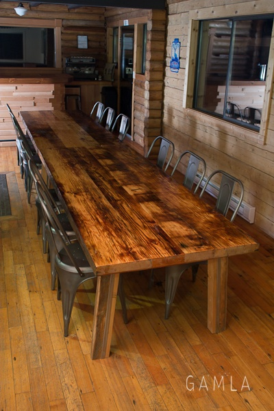 the perfect long table || gamla studio
