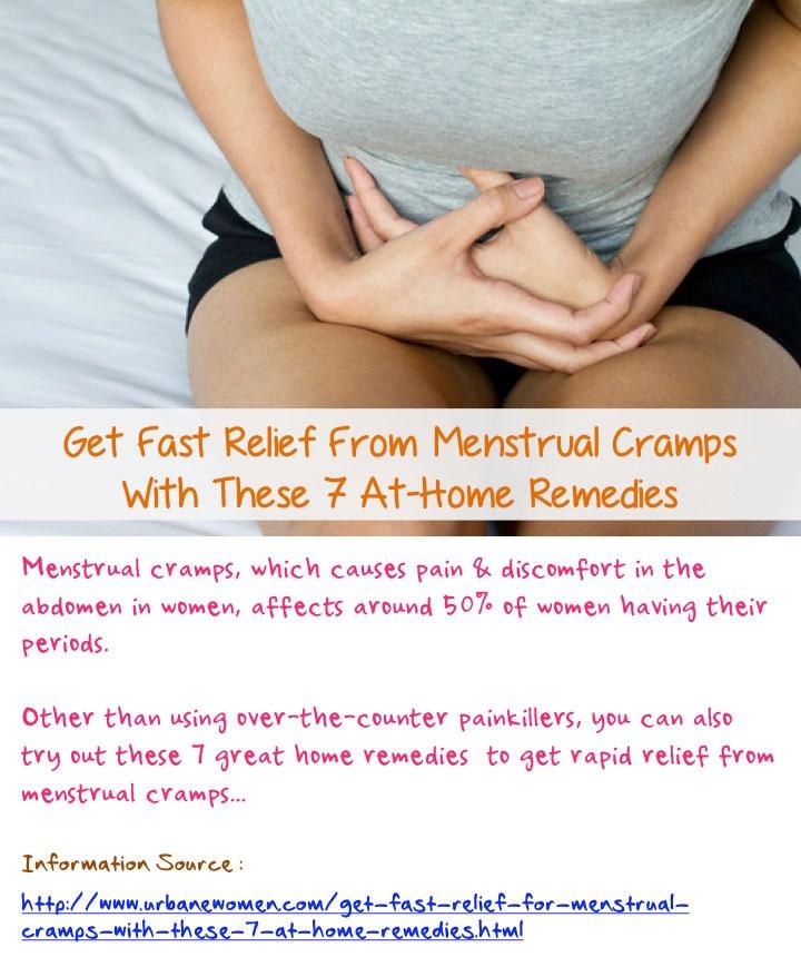 menstrual cramps anus pain