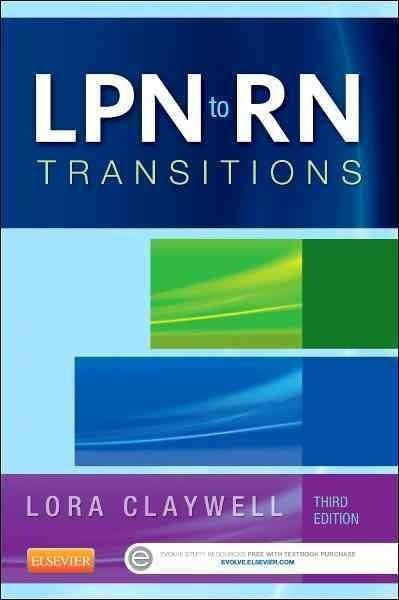 LPN to RN Transitions, 3rd Edition makes it easy for to take the next step in your nursing career with all of the essential information you need to pursue your RN degree and practice as a registered n