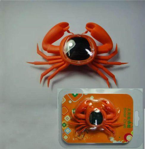 Creative-Solar-Powered-Mini-Running-Crab-Robot-for-Children-Toys-Gift-Education $9.99 Shipped. http://www.ebay.com/itm/Creative-Solar-Powered-Mini-Running-Crab-Robot-for-Children-Toys-Gift-Education-/141810400753