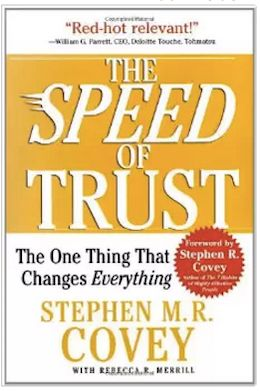 I am a huge fan of Dr. Stephen R. Covey and his book, The 7 Habits of Highly Effective People: Powerful Lessons in Personal Change. I have tried to fashion my life around his teachings. His eldest son Stephen M.R. Covey also wrote an equally great book called The Speed of Trust: The One Thing…Continue Reading →