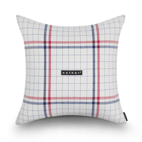 nother Over Check Cushion