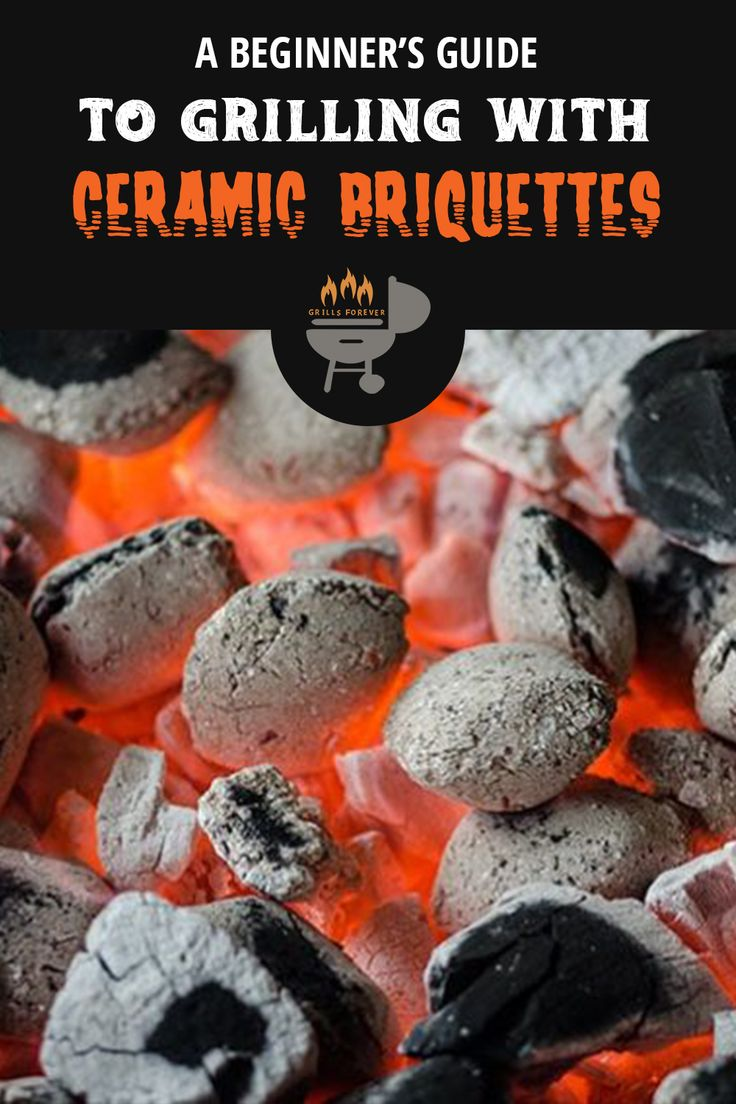 A beginners guide to grilling with ceramic briquettes