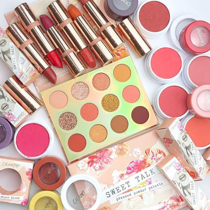 Colourpop S New Spring 2019 Makeup Collection Is A Coral Dream