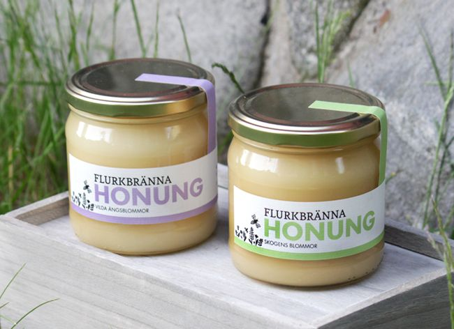 #design #etikett #honungsetikett #label #packaging #honey #honung #kajsaform