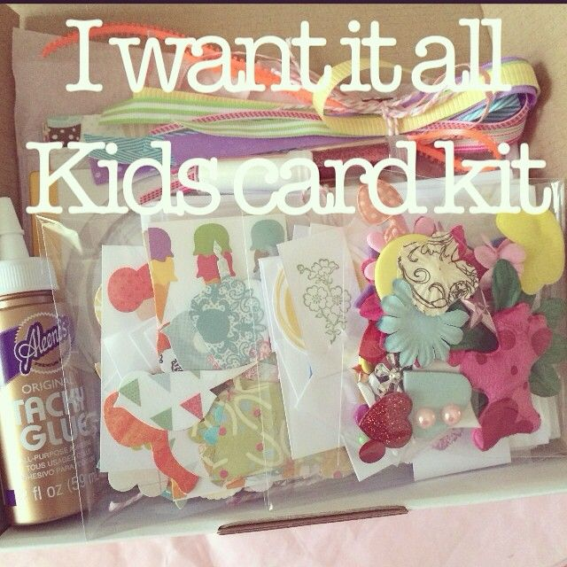 31 best images about card making kits on pinterest  diy