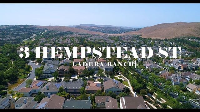 OPEN HOUSE ALERT 🚨 3 Hempstead in Ladera Ranch will be having an Open House today & tomorrow from 1:00-4:00pm on both days! We are excited to launch our property film for this beautiful home in 3 separate parts via Instagram carousel so you can experience the entire film from start to finish! Be sure to Swipe ➡️ to view all 3 parts! - posted by HOLMES REALTY GROUP https://www.instagram.com/holmesrealtygroup - See more Luxury Real Estate photos from Local Realtors at…