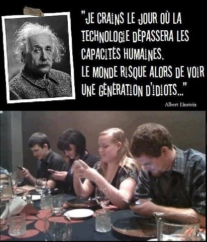 La citation du jour d'Albert Einstein