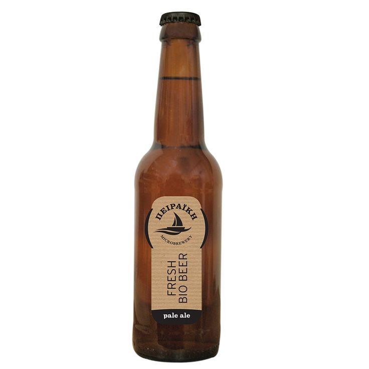 Πειραική Pale Ale (Βιολογική)