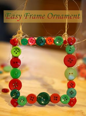 More Than A Coupon Queen : Easy Christmas Ornament #ChristmasDIY