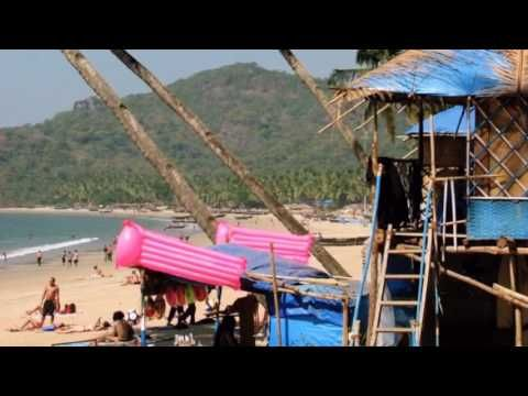 Video: Beautiful beaches of South Goa | Images and music by Indivue